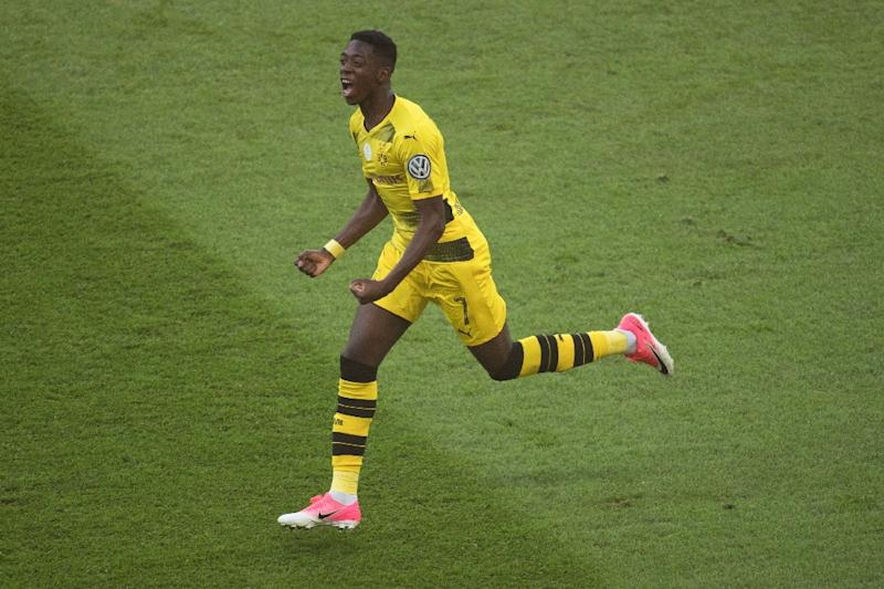 Barcelona Agree To €120m Deal For Dembele