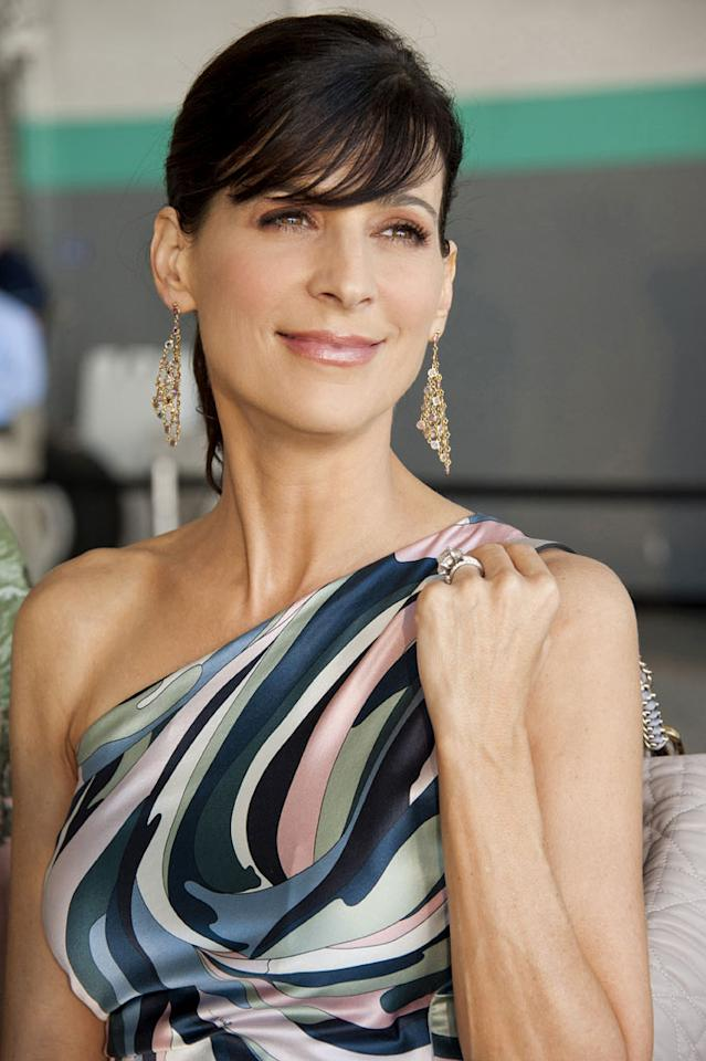 "Perrey Reeves stars as Melissa Gold in ""Entourage."""