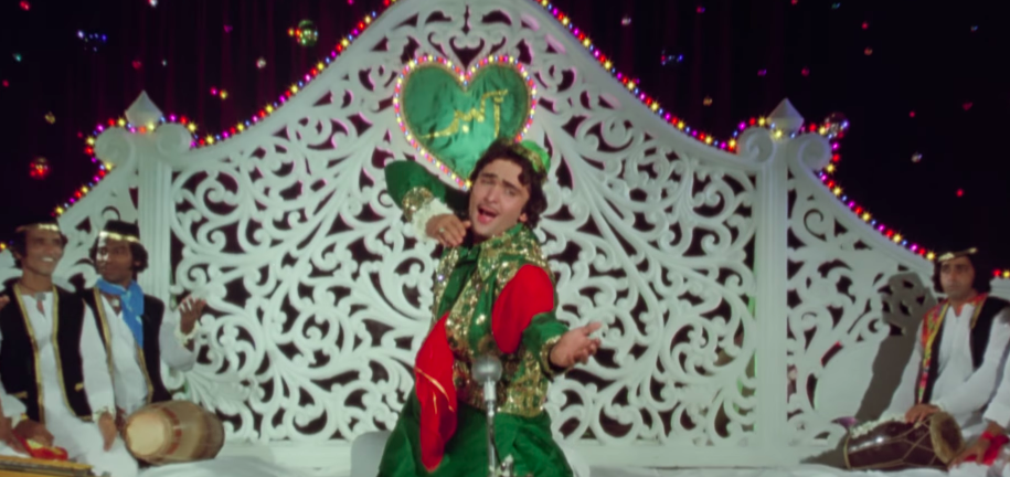 <p>Character – Akbar<br />Probably the biggest hit of his career, Rishi Kapoor's impish performance stood out in this multi-starrer. </p>