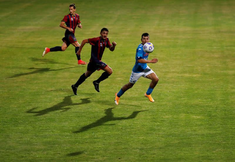 Serie A at a crossroads as funds bid for new media company