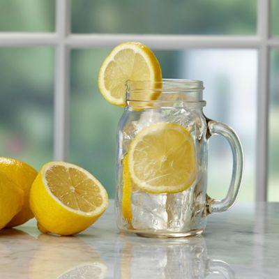 """<h2>Ball Glass Mason Mug Set</h2><br>According to one rave reviewer, this four-pack of glass mugs is one of the sturdiest (ahem, long-lasting!) cheap keeps on our list — made to stand the test of time while supporting all of your sipping needs (from water to iced coffee, cocktails, and beyond); """"These are the only glasses I've found that hold up to being dropped on the hardest substance known to man, the kitchen sink. I've lost more serving ware to a two-inch drop in the kitchen sink than higher falls on other surfaces.""""<br><br><em>Shop <strong><a href=""""https://www.bedbathandbeyond.com/store/brand/ball/2191/"""" rel=""""nofollow noopener"""" target=""""_blank"""" data-ylk=""""slk:Ball"""" class=""""link rapid-noclick-resp"""">Ball</a></strong></em><br><br><strong>Ball</strong> Clear Glass Mason Mug (Set of 4), $, available at <a href=""""https://go.skimresources.com/?id=30283X879131&url=https%3A%2F%2Fwww.bedbathandbeyond.com%2Fstore%2Fproduct%2Fball-reg-16-oz-clear-glass-mason-mug-set-of-4%2F5153638"""" rel=""""nofollow noopener"""" target=""""_blank"""" data-ylk=""""slk:Bed Bath and Beyond"""" class=""""link rapid-noclick-resp"""">Bed Bath and Beyond</a>"""