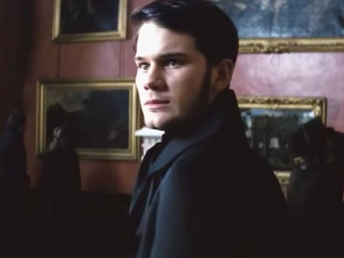 jeremy irvine great expectations 2013