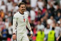 Grealish played a part in both of England's goals against Germany after coming off the bench