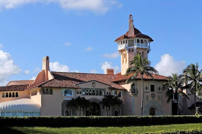 President Donald Trump's Mar-a-Lago resort in Palm Beach is now officially the president's residence.