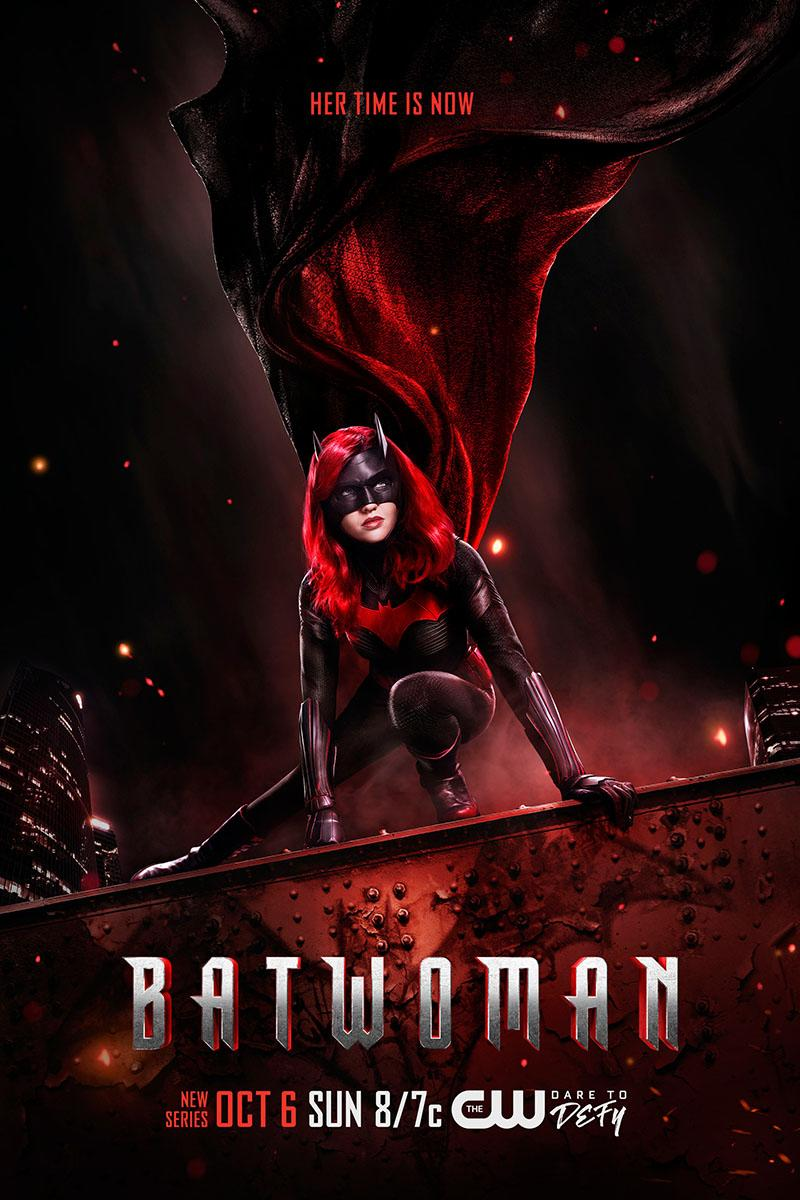 Batwoman -- Image Number: BWN_S1_8x12_300dpi.jpg -- Pictured: Ruby Rose as Kate Kane/Batwoman -- Photo: Frank Ockenfels 3/The CW -- © 2019 The CW Network, LLC. All Rights Reserved.
