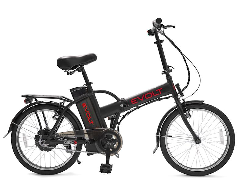 E-VOLT electric bike