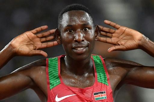 Kenya's Conseslus Kipruto won the 3000m at the  Commonwealth Games in April and now wants to add a world record and an African title to his rich collection