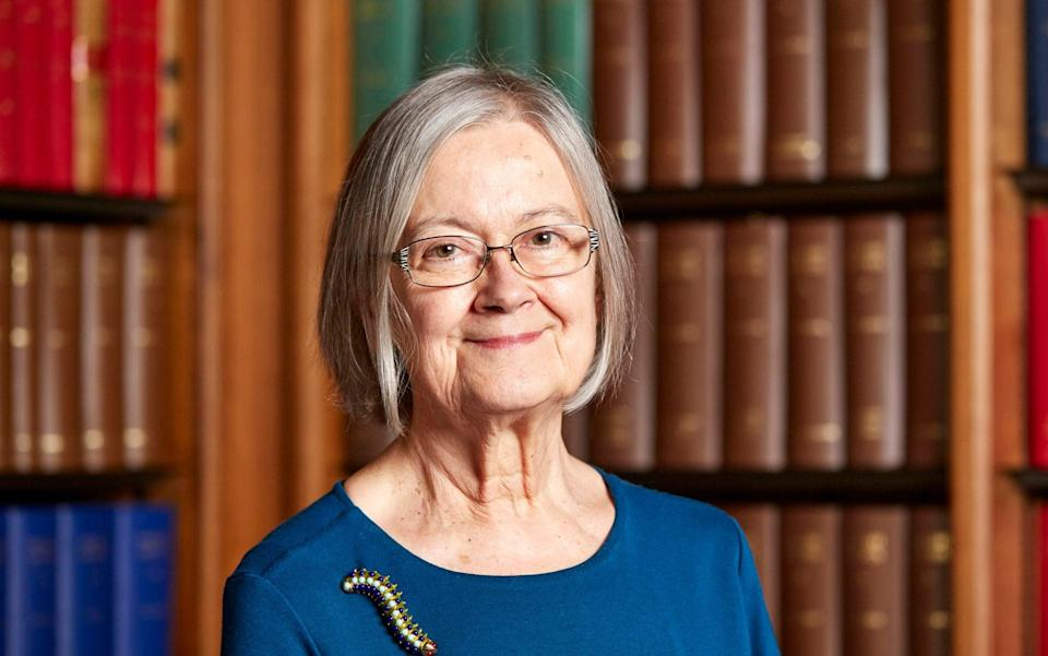Baroness Hale of Richmond, - a' approval to trigger the process of taking Britain out of the European Union. See PA story COURTS Brexit. Photo credit should read: Supreme Court/PA Wire Nr./ a' approval to trigger the process of taking Britain out of the European Union. See PA story COURTS Brexit. Photo credit should read: Supreme Court/PA Wire Nr.