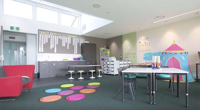 Classrooms have been carefully designed to suit the needs of children on the spectrum. Source: Supplied