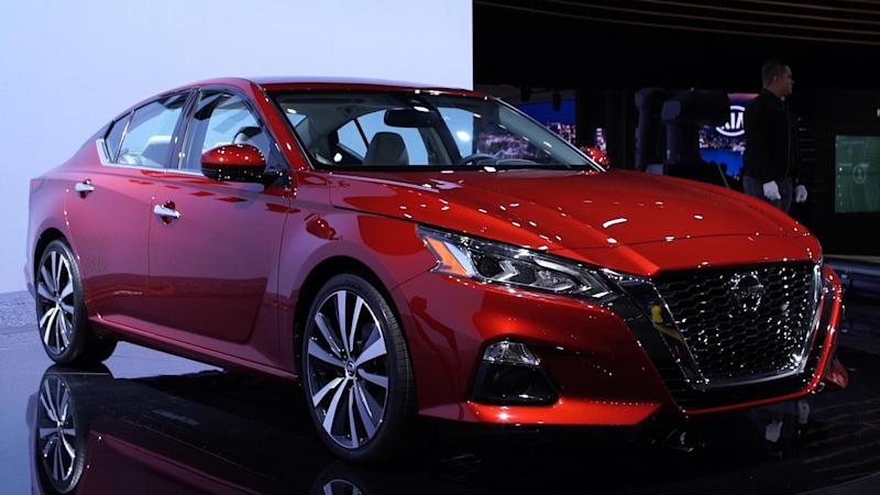 All New 2019 Nissan Altima Features New Tech Safety Equipment