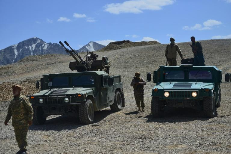 There have been scattered reports of clashes between the Taliban and the Panjshir resistance but they have not been independently verified