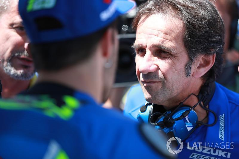 "Davide Brivio<span class=""copyright"">Gold and Goose / Motorsport Images</span>"