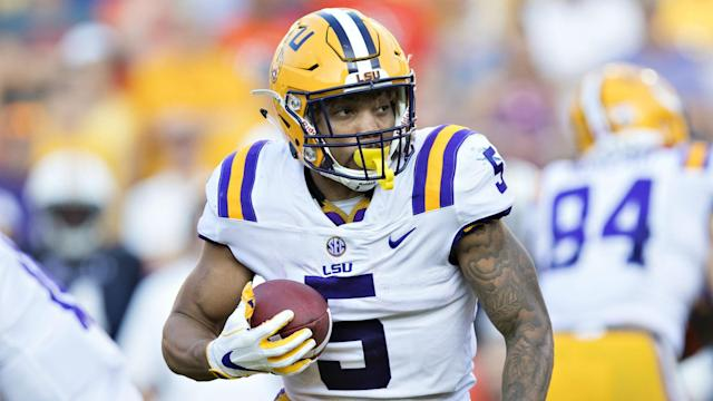 Day two of the NFL Draft was headlined by a surprising slide down the board for a star running back, here we recap it in full.