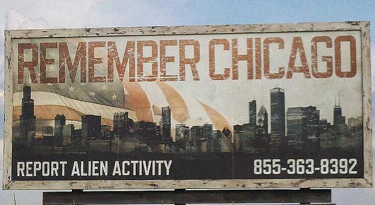 Remember Chicago Billboard