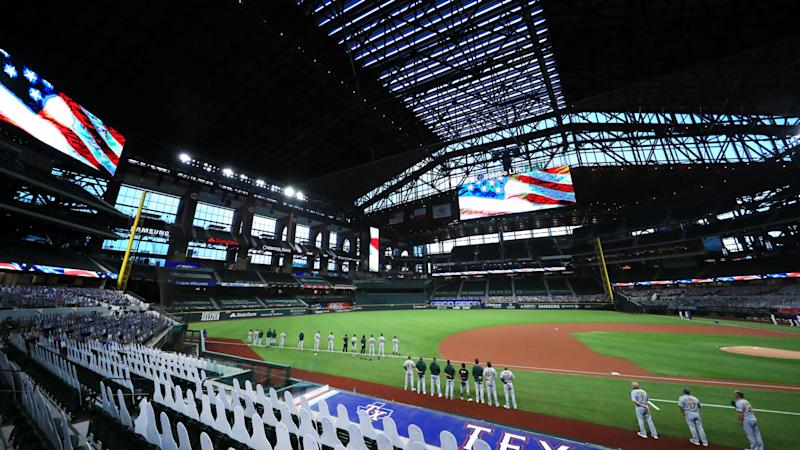 Oakland Athletics decide not to play against Texas Rangers