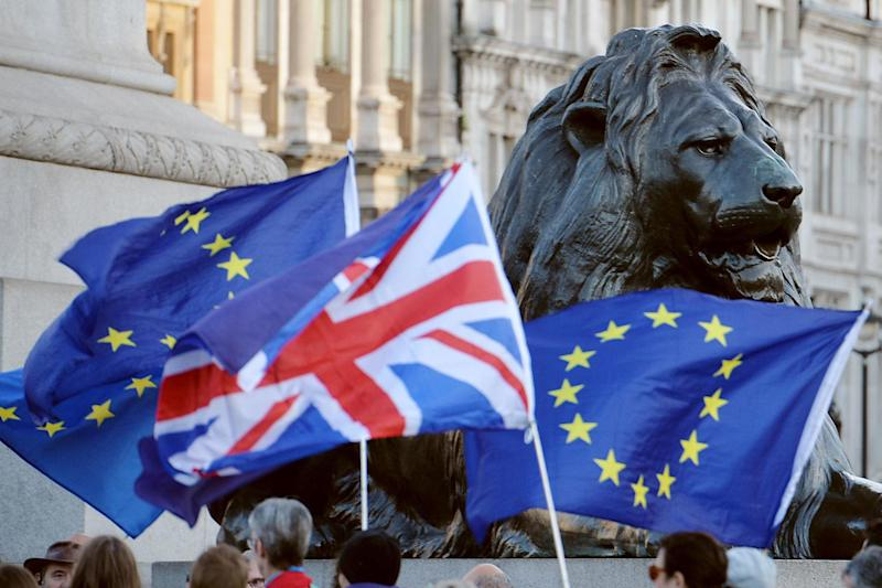 The UK is due to leave the EU in March 2019: PA