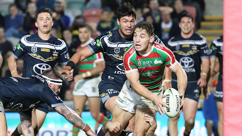 Cameron Murray was a standout in the Rabbitohs win.