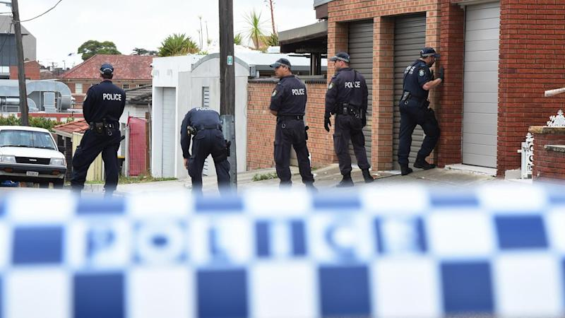 A Sydney crime figure may have been killed because he was talking to authorities, an expert says.