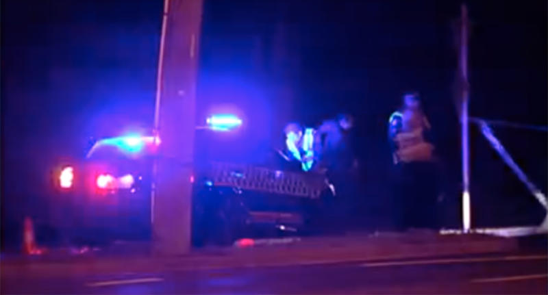 Wantirna accident: Woman helping crash victim killed by car