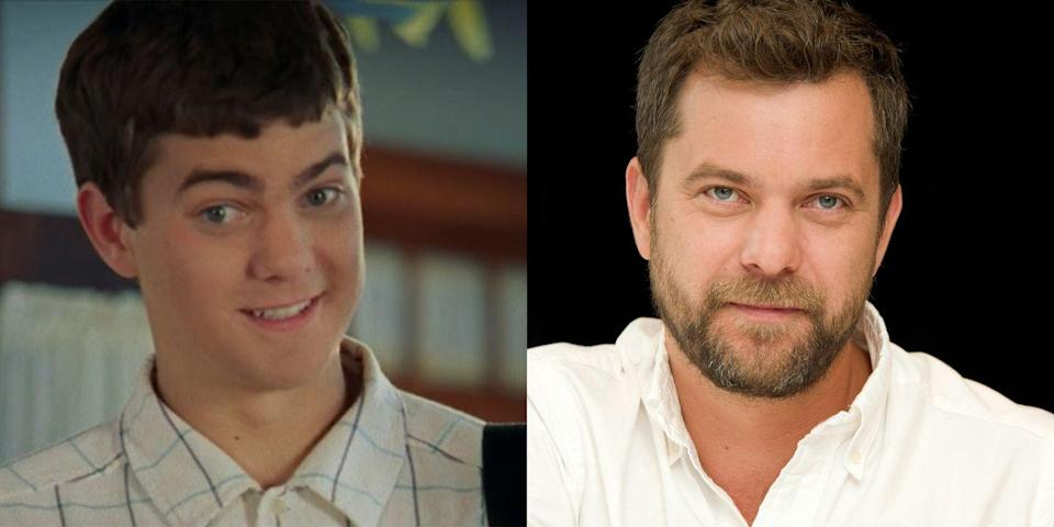 <p>There are two kinds of <em>Dawson's Creek</em> fans: Those who are Pacey Witter stans and those who are lying. It's hard to believe Canadian bae Joshua Jackson once sported the Pacey Witter bowl cut, but 20 years later, I'm happy to bring your attention to Joshua's well-maintained, incredibly hot beard, seen on the right at a press conference for Showtime's <em>The Affair</em>, which by the way is not a show about Pacey and his teacher Tamara Jacobs. Now 42 years old, he's recently married to actor Jodie Turner-Smith, and they have a child together: a daughter named Janie. </p>