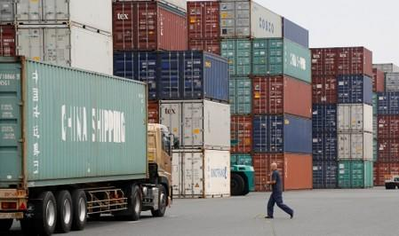 Japan exports seen shrinking for 8th month in July, core inflation weak