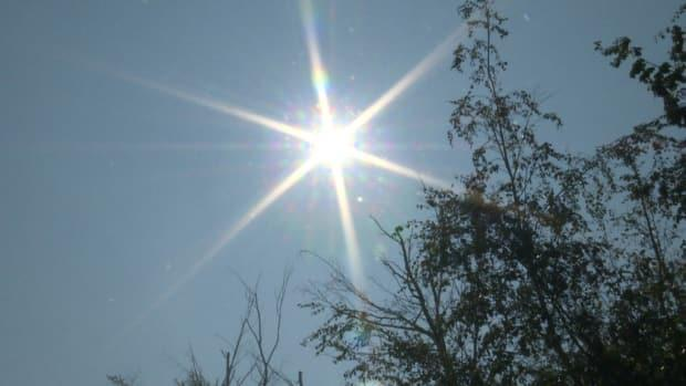 Saskatchewan is in the midst of a heat wave that Environment Canada says is likely to stick around until Saturday. (Jon Hernandez/CBC - image credit)