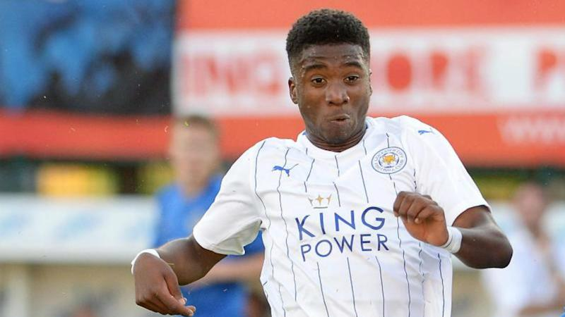South African youngster Khanya Leshabela signs pro deal with Leicester City