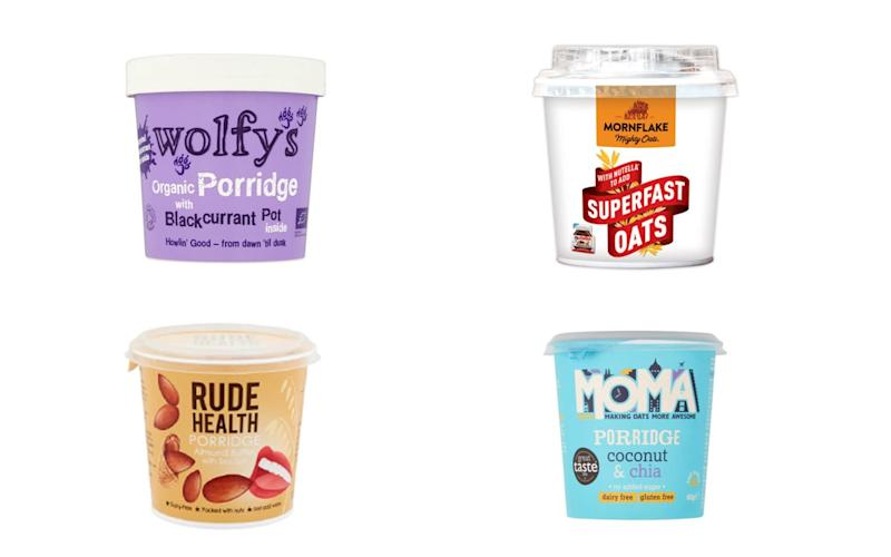 The best instant porridge pots to start your day the right way