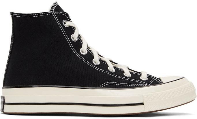 Converse Chuck 70 High Sneaker, black