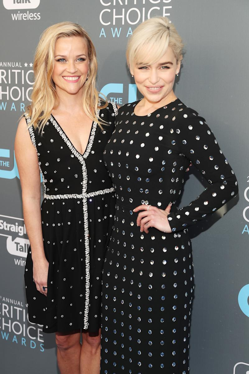 Christopher Polk/Getty Images for The Critics' Choice Awards