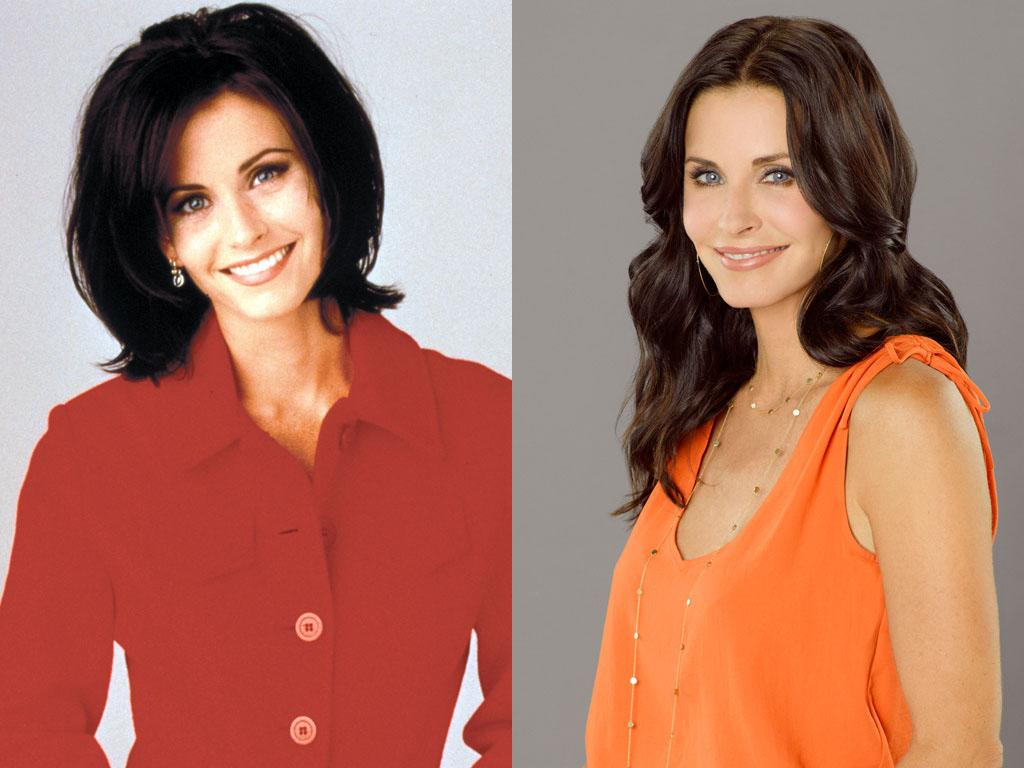 """<b>(2) Courteney Cox (Monica Geller) </b><br><br>Of all the """"Friends"""" stars, Cox has made the most successful return to the small screen, heading up the wine-swilling ensemble on ABC's """"Cougar Town,"""" which is moving to TBS next year for Season 4. But despite a devoted following of Big Joe lovers, """"Cougar's"""" viewership has never approached """"Friends"""" levels (hence, the move to basic cable). And we can't forget about her salacious FX misfire, """"Dirt,"""" which took a dirt nap after two seasons. Cox did reprise her biggest film role as reporter Gale Weathers in last year's """"Scream 4,"""" and like her on-screen brother, has also taken to directing in the years since """"Friends,"""" helming episodes of """"Cougar Town"""" and this year's Lifetime movie """"Talhotblond."""" Sounds about right for a control freak like Monica, huh?"""