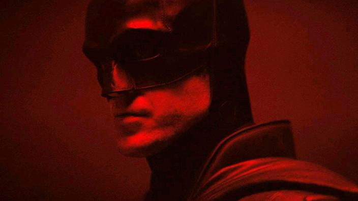 Robert Pattinson as The Batman (via Matt Reeves)