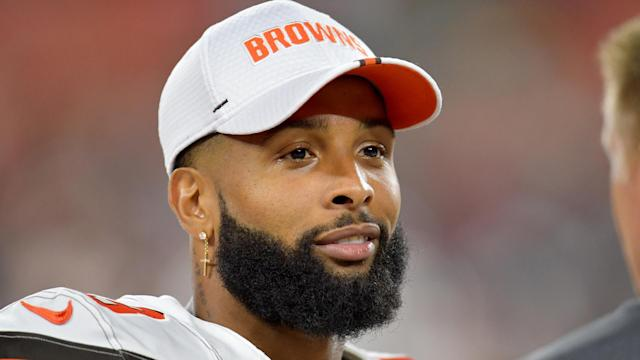Cleveland Browns receiver Odell Beckham Jr has insisted there is no requirement for him to stop wearing his watch for NFL matches.