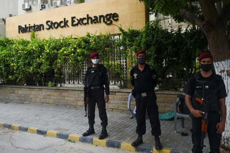 An attack on the Pakistan Stock Exchange in June this year was claimed by the Balochistan Liberation Army