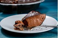 "<p>Sinfully good.</p><p>Get the recipe from <a href=""https://www.delish.com/cooking/recipe-ideas/recipes/a50130/death-by-chocolate-pie-recipe/"" rel=""nofollow noopener"" target=""_blank"" data-ylk=""slk:Delish"" class=""link rapid-noclick-resp"">Delish</a>.</p>"