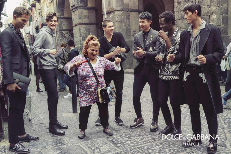 Dolce   Gabbana takes to the streets in new photojournalistic campaign c2dc03bef0a
