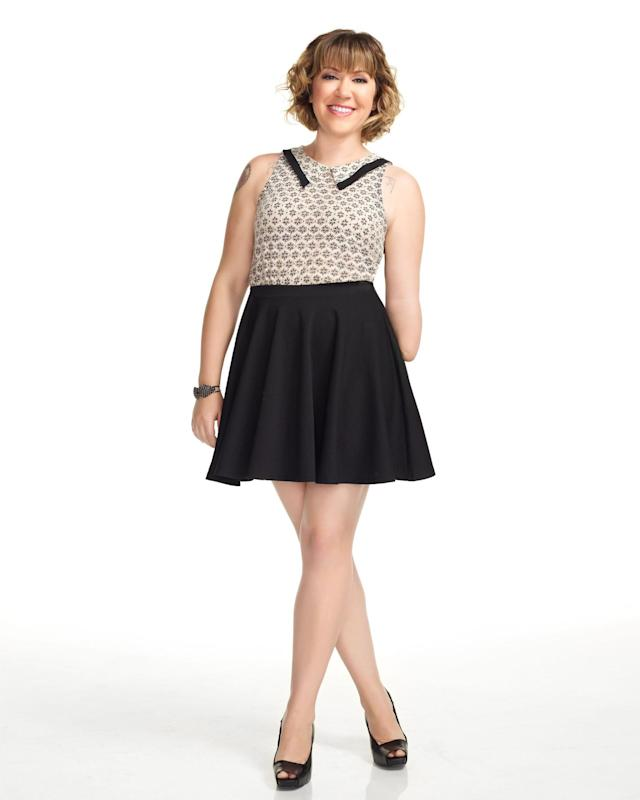 """Kristie Metcalf in """"Styled to Rock"""" Season 1."""