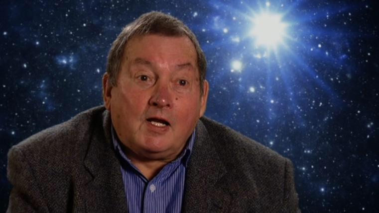 Author and screenwriter Terrance Dicks was associated with 'Doctor Who' throughout his writing career.
