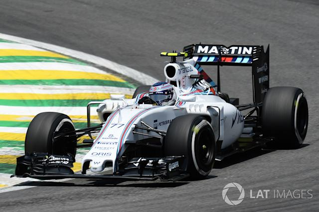 "2015: Williams-Mercedes FW37 <span class=""copyright"">Sutton Motorsport Images</span>"