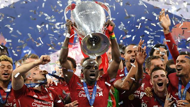 Sadio Mane has claimed his first CAF African Player of the Year award, holding off competition from Mohamed Salah and Riyad Mahrez.
