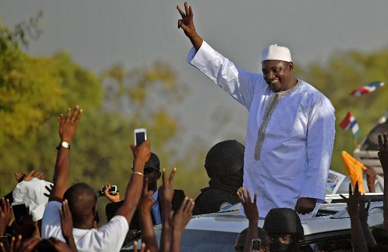 Gambia president plans massive overhaul, but keeps secret police