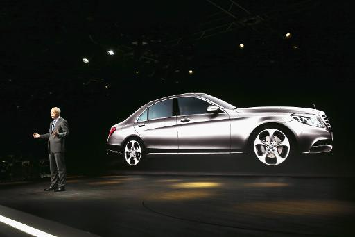 Mercedes unleashes larger, more luxurious C-Class