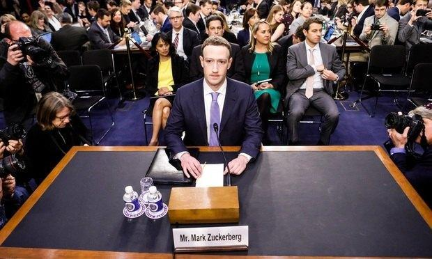 Mark Zuckerberg Brings In-House Legal, Lobbying Entourage to Capitol