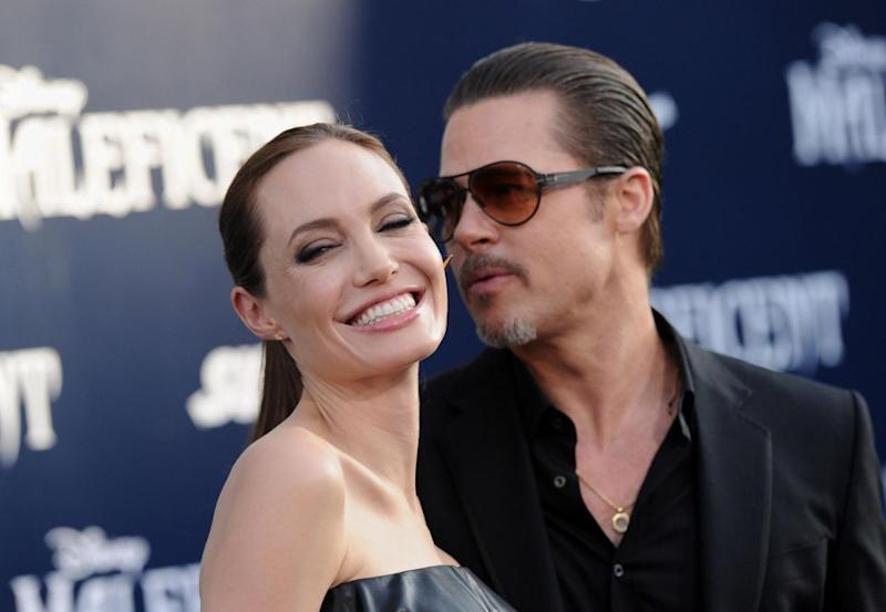 Brad's marriage came crashing down after he met Angelina in 2004, with the actor splitting from Jen seven months later. Photo: Getty
