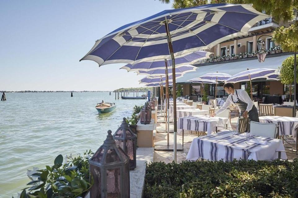 """<p>You won't find a more romantic European city for a mini-moon than Venice and at the <a href=""""https://go.redirectingat.com?id=127X1599956&url=https%3A%2F%2Fwww.booking.com%2Fhotel%2Fit%2Fcipriani-venezia.en-gb.html%3Faid%3D2070929%26label%3Dmini-moon&sref=https%3A%2F%2Fwww.redonline.co.uk%2Ftravel%2Fg37487695%2Fmini-moon%2F"""" rel=""""nofollow noopener"""" target=""""_blank"""" data-ylk=""""slk:Cipriani, A Belmond Hotel"""" class=""""link rapid-noclick-resp"""">Cipriani, A Belmond Hotel</a>, you can experience the Italian beauty spot in utmost style and luxury. As one of the most celebrated luxury hotels in Venice, the Cipriani, every inch of this iconic hideaway is guaranteed to enchant, with its Michelin-starred gastronomy, the only Olympic-sized swimming pool in the city, tennis courts and exclusive tours.</p><p><a class=""""link rapid-noclick-resp"""" href=""""https://go.redirectingat.com?id=127X1599956&url=https%3A%2F%2Fwww.booking.com%2Fhotel%2Fit%2Fcipriani-venezia.en-gb.html%3Faid%3D2070929%26label%3Dmini-moon&sref=https%3A%2F%2Fwww.redonline.co.uk%2Ftravel%2Fg37487695%2Fmini-moon%2F"""" rel=""""nofollow noopener"""" target=""""_blank"""" data-ylk=""""slk:CHECK AVAILABILITY"""">CHECK AVAILABILITY</a></p>"""