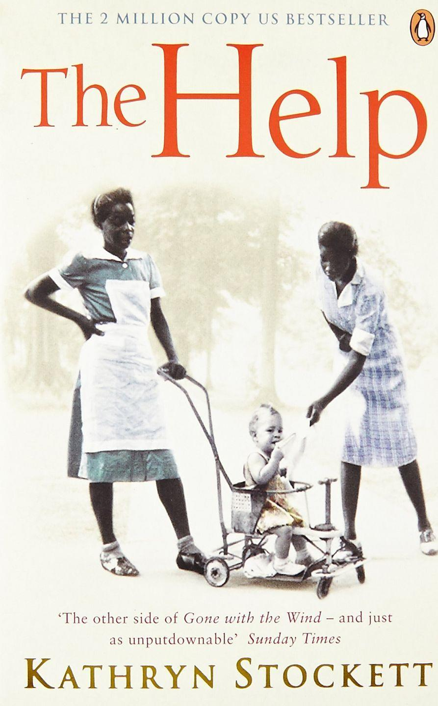 "<p>Now an Oscar nominated film, Kathryn Stockett's 2009 novel is narrated by Minny and Aibileen, two black maids, and Miss Skeeter, a white woman who wants to be a writer. The story takes place in Mississippi in the 1960s. <br></p><p><a class=""link rapid-noclick-resp"" href=""https://www.amazon.co.uk/Help-Kathryn-Stockett/dp/0141039280/ref=sr_1_2?dchild=1&keywords=the+help&qid=1586949975&sr=8-2&tag=hearstuk-yahoo-21&ascsubtag=%5Bartid%7C1921.g.32141605%5Bsrc%7Cyahoo-uk"" rel=""nofollow noopener"" target=""_blank"" data-ylk=""slk:SHOP NOW"">SHOP NOW</a></p>"
