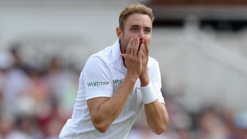 An India hat-trick and THAT Ashes annihilation: Broad's finest Test spells