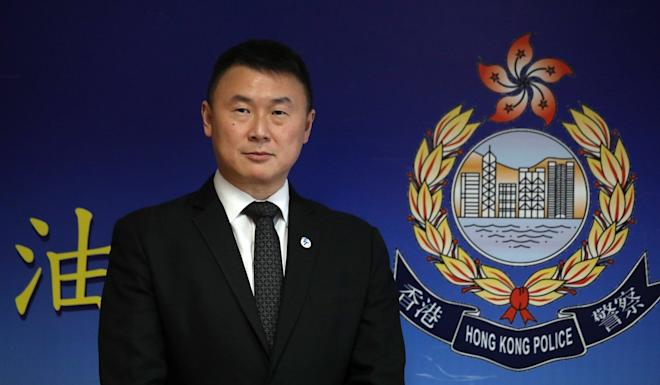 Tsang Chung-bun, an assistant district commander in Hong Kong, says the force needs to improve the way its officers patrol in the wake of higher rates of crimes such as burglary. Photo: K.Y. Cheng