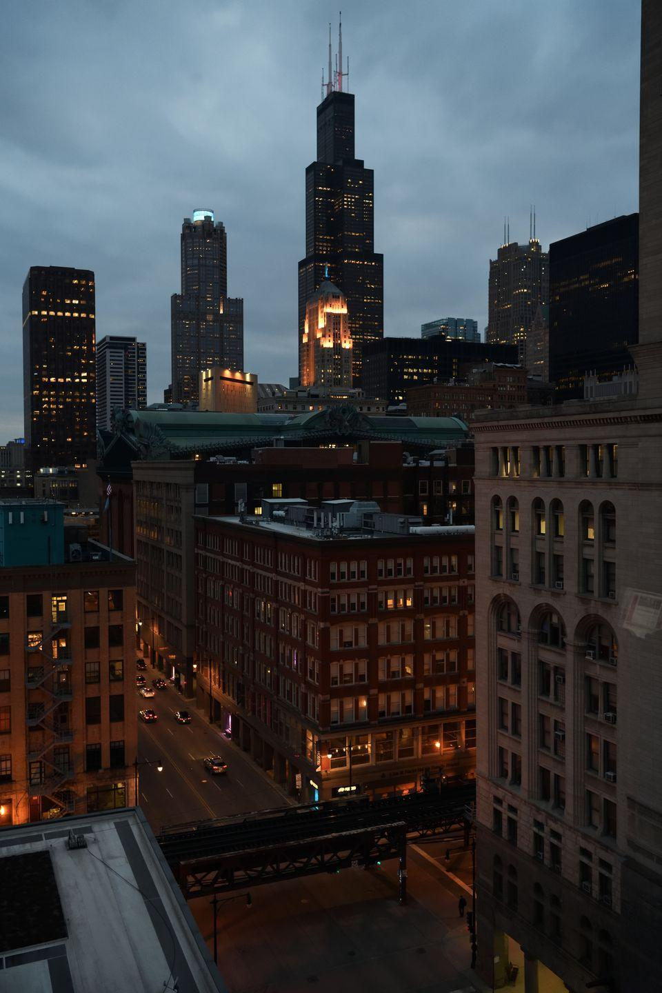 """<p>Explore the Windy City's """"Vice District"""" on this two-hour tour, which takes visitors to Prohibition-era speakeasies, former criminal hangouts, and haunted places like Congress Hotel, Palmer House, and Death Alley.</p><p><a class=""""link rapid-noclick-resp"""" href=""""https://go.redirectingat.com?id=74968X1596630&url=https%3A%2F%2Fwww.tripadvisor.com%2FAttractionProductReview-g35805-d13387413-Gangsters_and_Ghosts_Tour_in_Chicago-Chicago_Illinois.html&sref=https%3A%2F%2Fwww.redbookmag.com%2Flife%2Fg37623207%2Fghost-tours-near-me%2F"""" rel=""""nofollow noopener"""" target=""""_blank"""" data-ylk=""""slk:LEARN MORE"""">LEARN MORE</a></p>"""