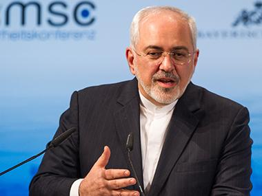 Echoing Donald Trump's remark, Iran's foreign minister Mohammad Javad Zarif warns US of 'playing with fire' over Tehran nuclear deal